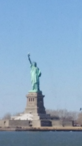 Statue de la Liberté vue depuis le Staten Island Ferry (gratuit)